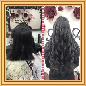 наращивание волос нижний новгород